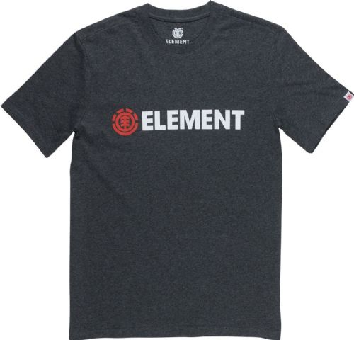 ELEMENT MENS T SHIRT.NEW BLAZIN GREY COTTON SHORT SLEEVED SKATER TOP TEE 8W 6 51